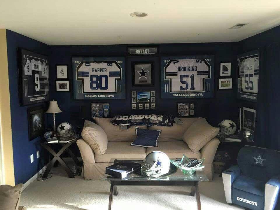 Dallas Cowboys Man Cave Cowboy Room Dallas Cowboys Room Man Cave Room
