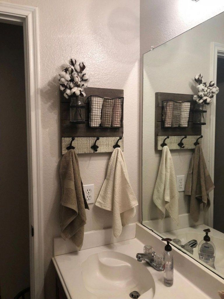 ✔87 small bathroom storage ideas and wall storage solutions 47 images