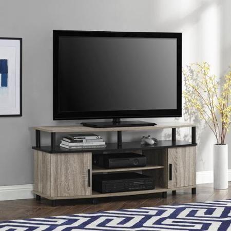 Altra Dexter 50 Inch Tv Stand Walmart Com Oak Tv Stand 50