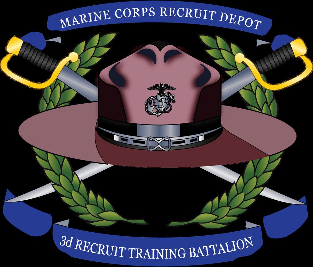 USMC MCRD 3rd Recruit Training Battalion via Military