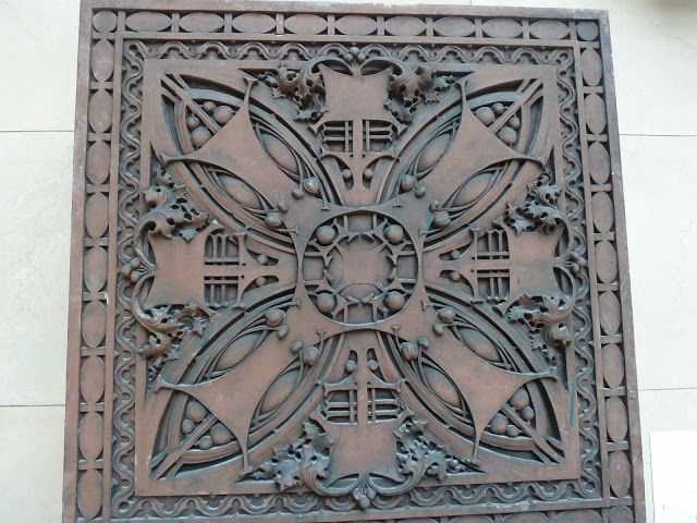 Decorative Terracotta Tiles Decorative Terracotta Panellouis Sullivan  Chicago 1905