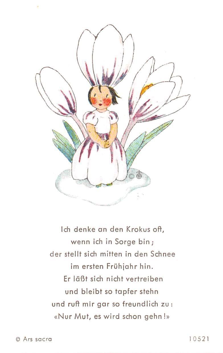 "Fleißbildchen Heiligenbild Gebetbild "" IDA Bohatta "" Holy Card ARS Sacra"" H579""   eBay"