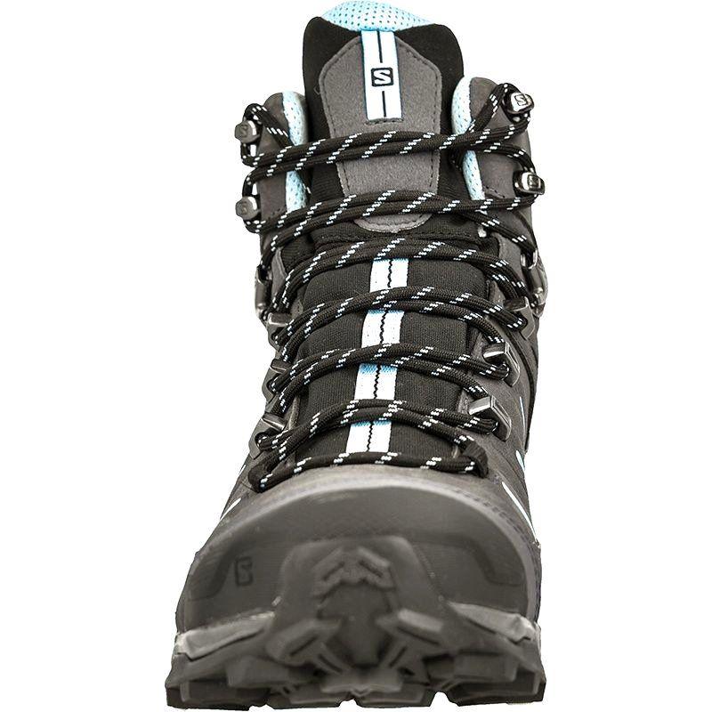 Buty Trekkingowe Salomon X Ultra Trek Gtx Szare Hiking Boots Boots Shoes