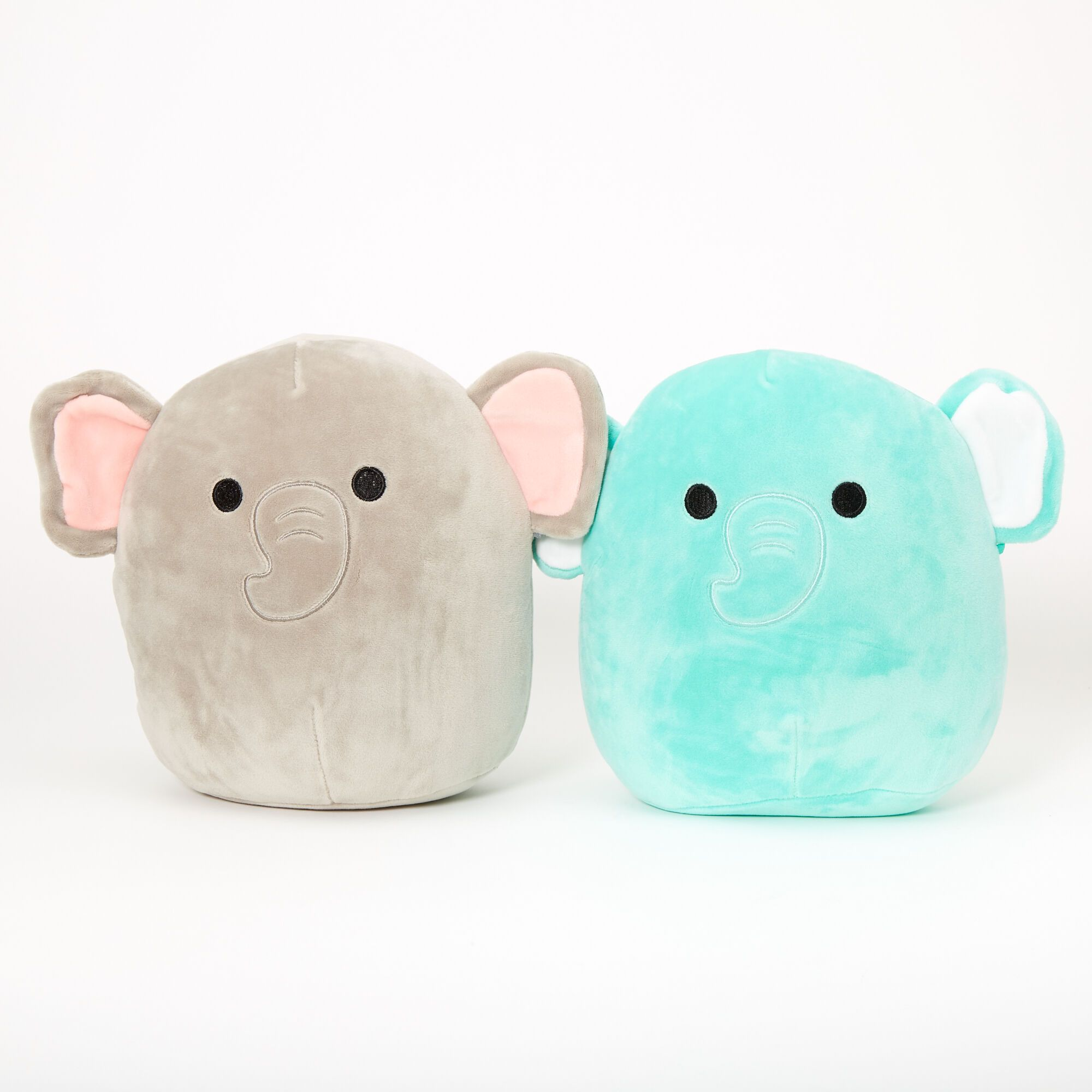 Squishmallows 8 Elephant Plush Toy Styles May Vary In 2020 Elephant Plush Toy Elephant Plush Plush Toy