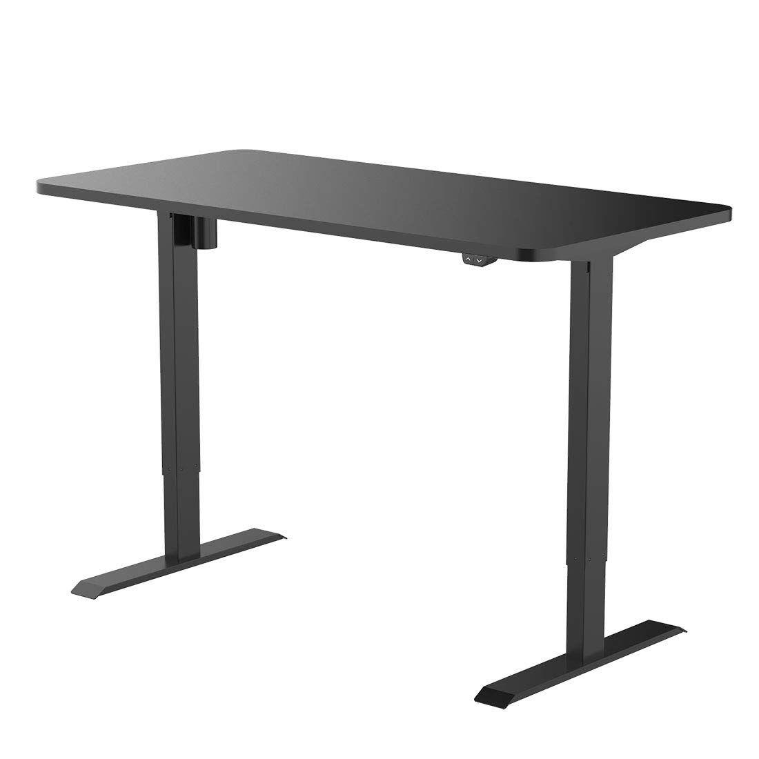 Amazon Com Flexispot Ec1b R4830b Height Adjustable Desk Frame Electric Sit Stand Desk Base Hom Adjustable Desk Adjustable Height Desk Adjustable Standing Desk