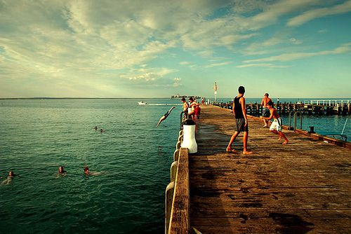 people, boy, boys, summer, sea