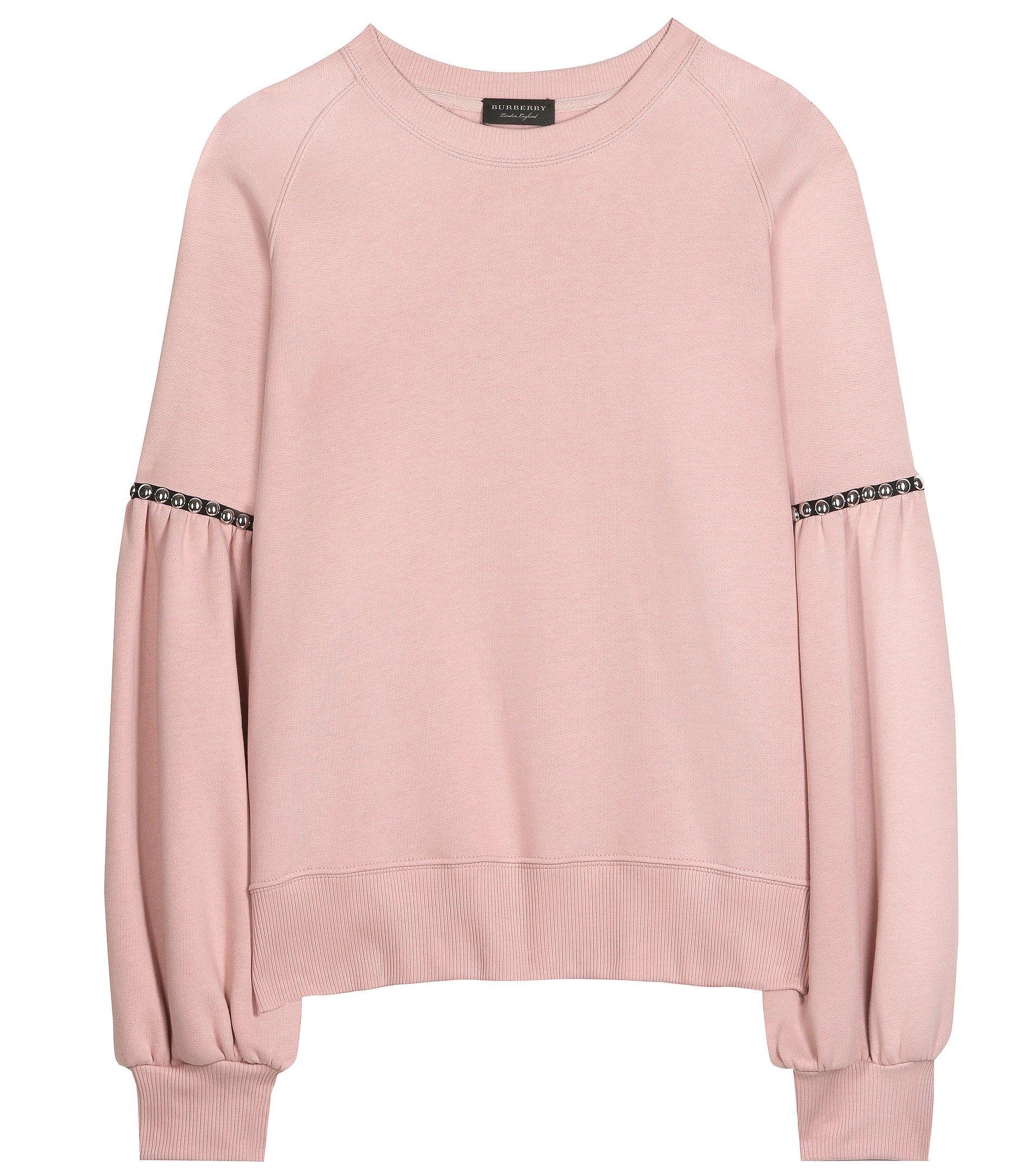 5631d5634ed9 mytheresa.com - Embellished sweater - Burberry - Designers - Luxury Fashion  for Women /