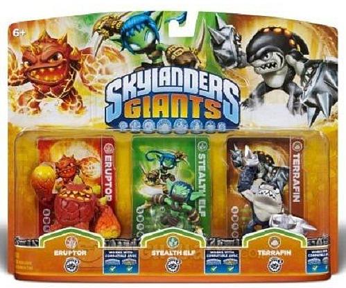 Skylanders Giants Hot Head Jeu Vidéo Action Figure Battle PS3 Wii-U XBOX 3 DS