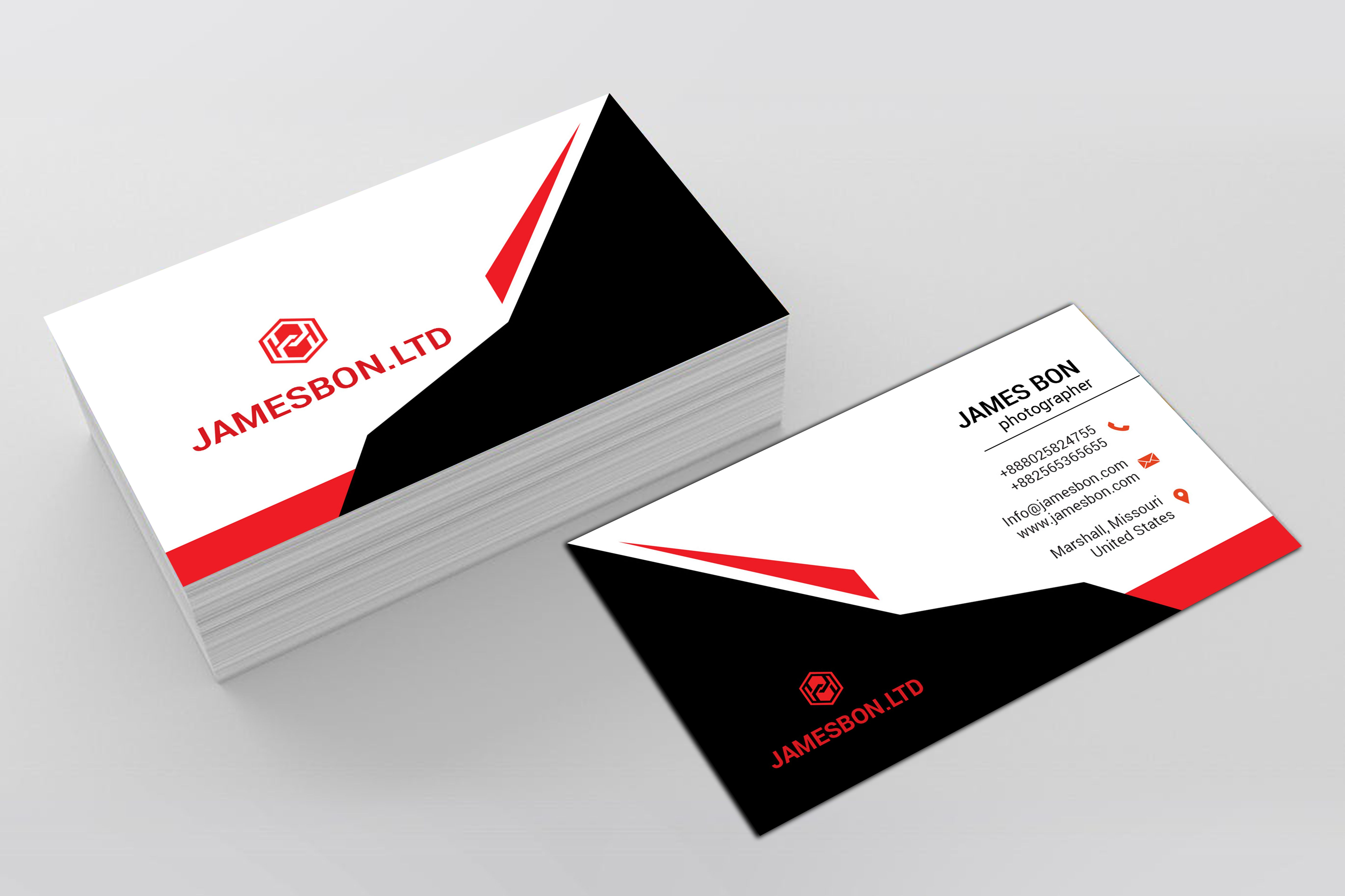 Unique business cards design within 2 hours | Unique business ...