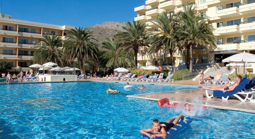 Mallorca Club Bellevue Apartments Port D Alcudia Spain Majorca