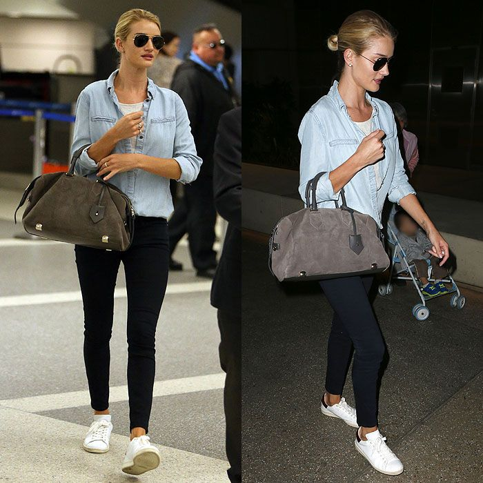 18 Celebrity-Inspired Ways to Wear White Sneakers