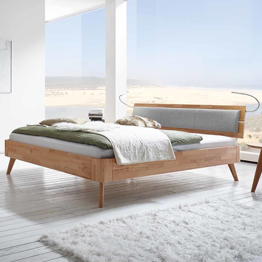 Massivholzbett Mit Polsterkopfteil Pin By Gabi On Renorobert Bed Wood Solid Wood