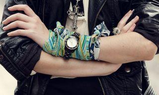 17 ideias de como adotar o lenço em suas produções de moda   MdeMulher