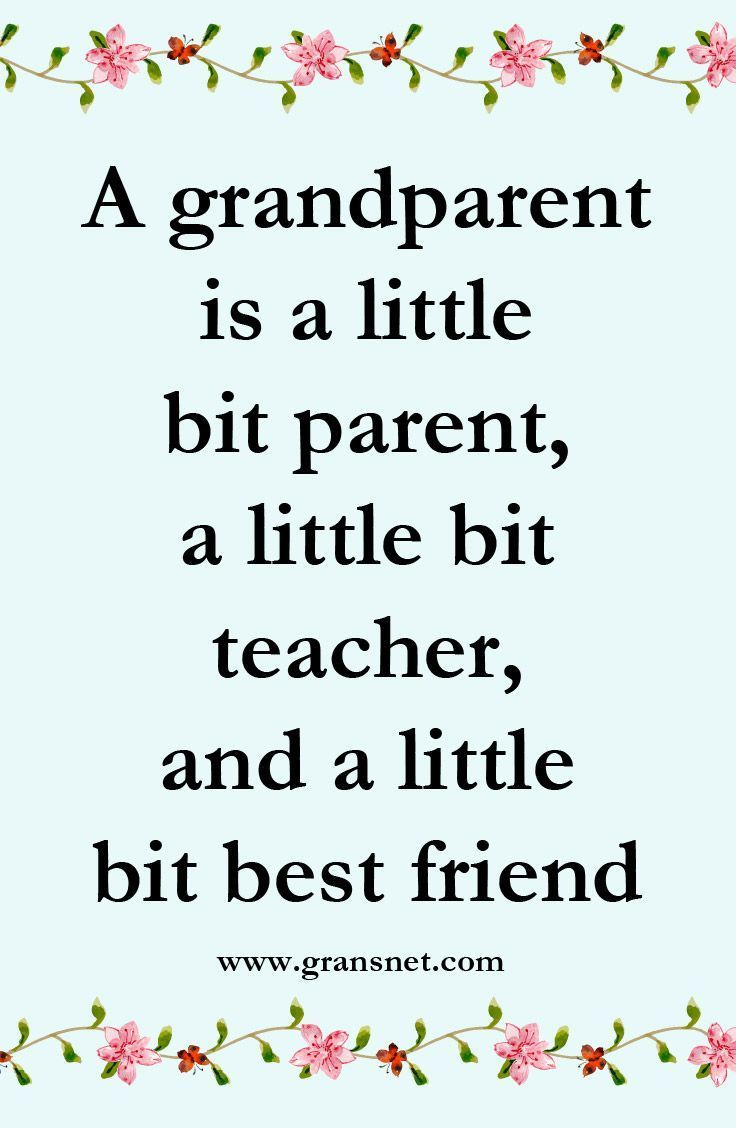 Grandparents: tips and advice from your peers