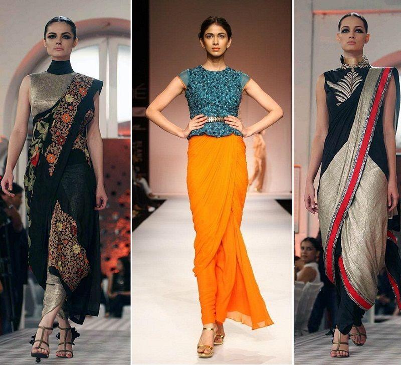 20 Different Ways To Wear Saree With Video Tutorials