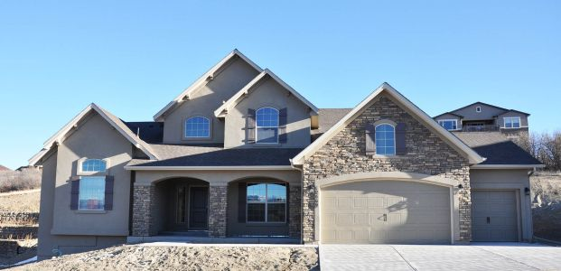 Dynasty Floor Plan Located In The Village Of Milan At Flying Horse Colorado Springs Real Estate House Styles New Homes