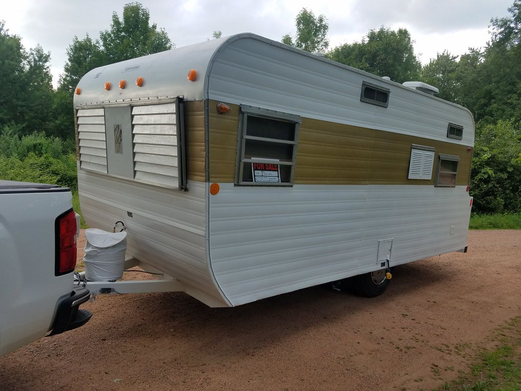 VINTAGE CAMPER TRAILERS - Vintage Camper Trailers For Sale ...
