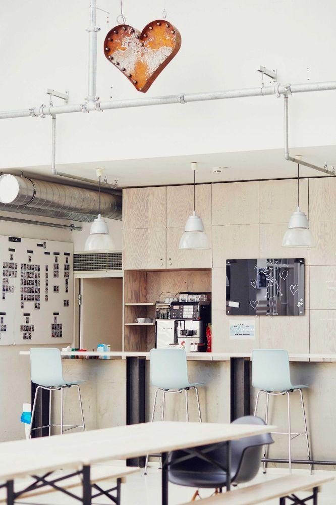 Stylight-Büro in München | Office Agency Interieur | Pinterest ...