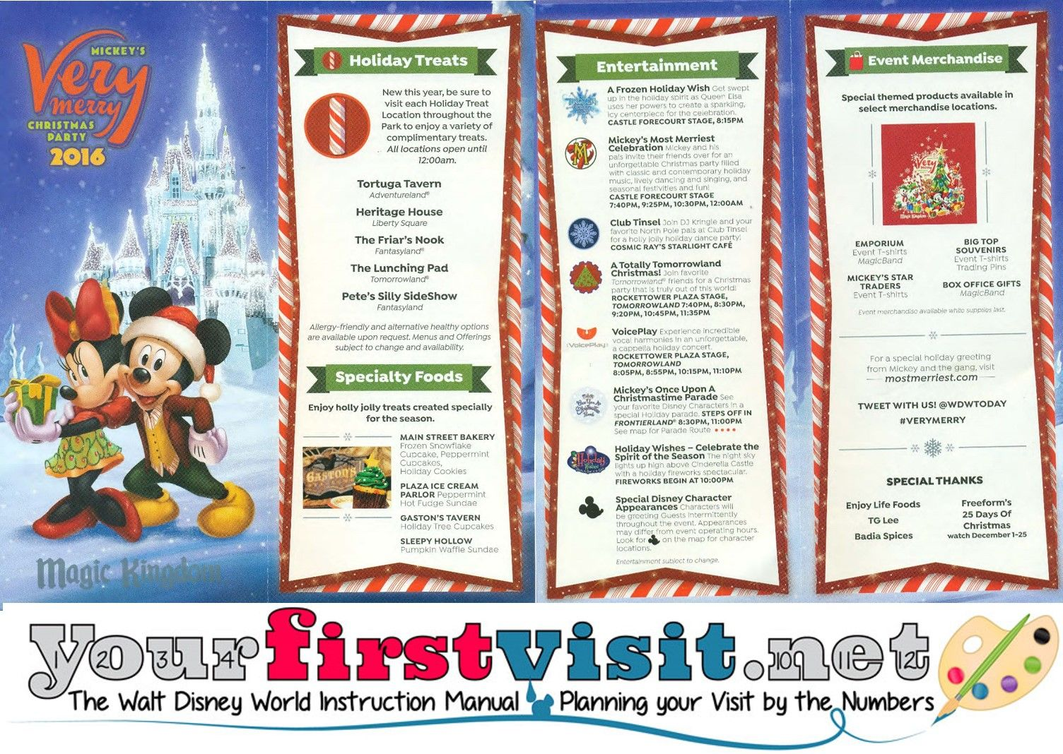 Mickey\'s Very Merry Christmas Party (\
