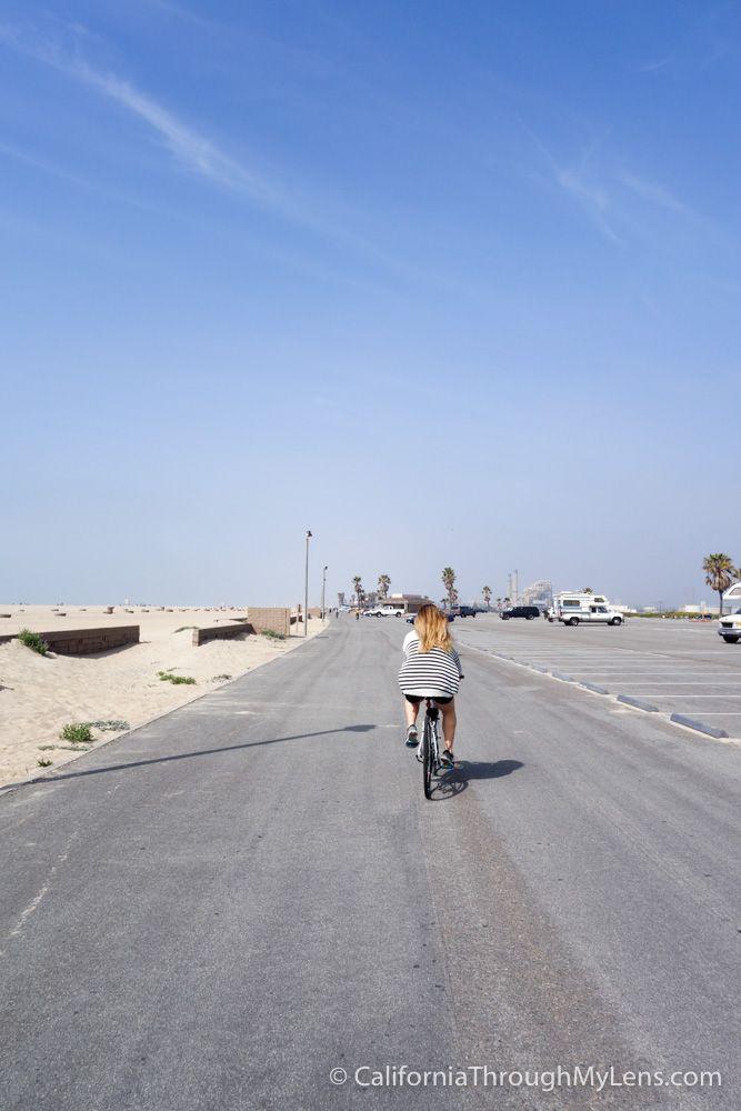 Biking From Huntington Beach Pier To Newport Socal Day Trip Ideas Pinterest And
