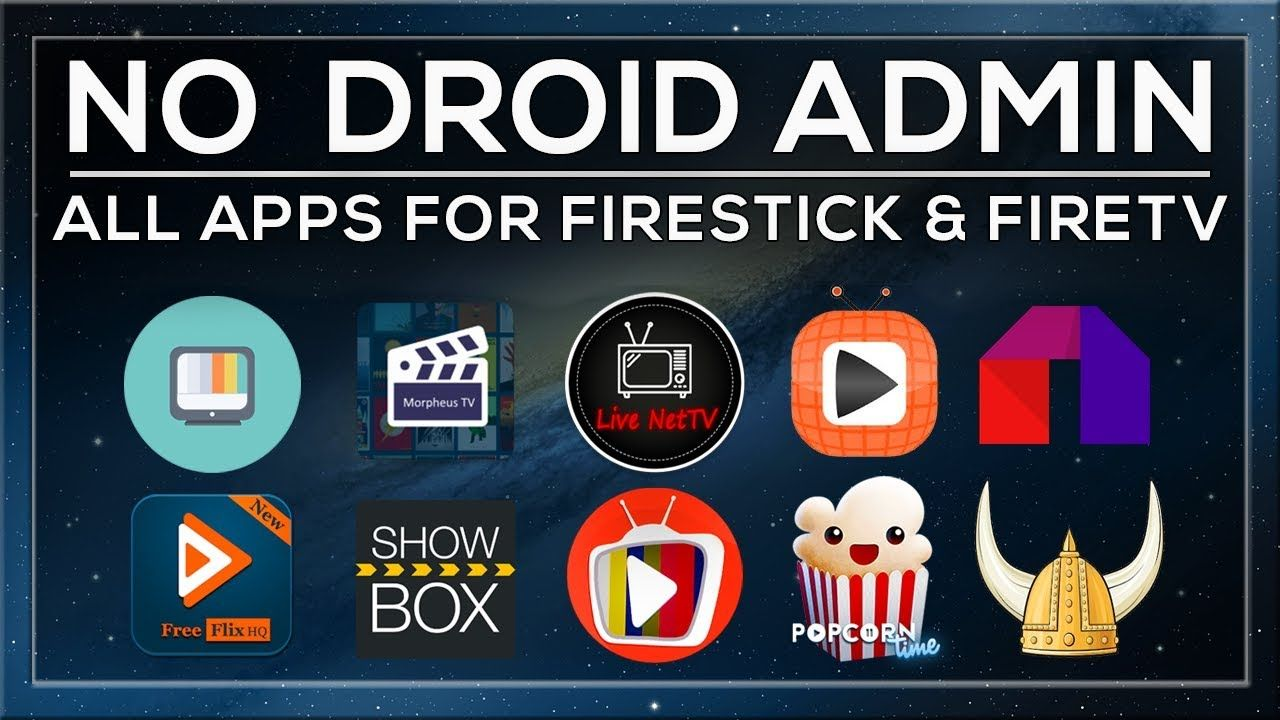 BETTER THAN DROID ADMIN 🔥 INSTALL EVERY APP TO FIRESTICK