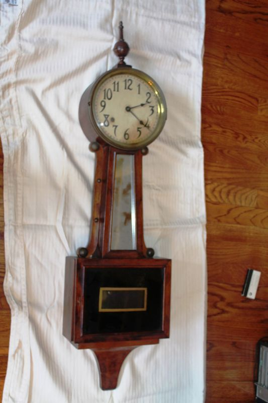 Absolute Auctions Realty Inc The Professional Auction Team Antique Wall Clock Antique Clocks Clock
