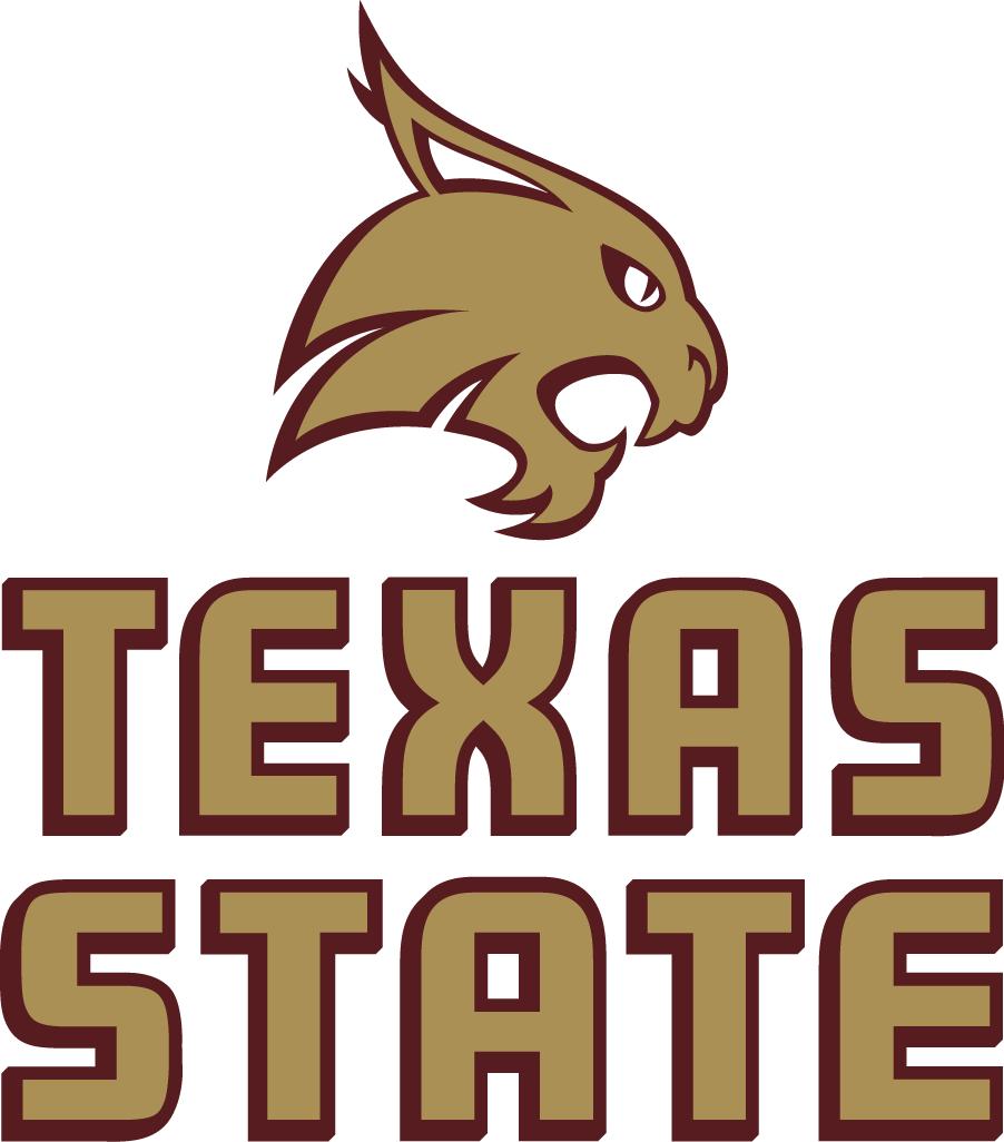 Texas State Bobcats Alternate Logo 2013 Texas State University