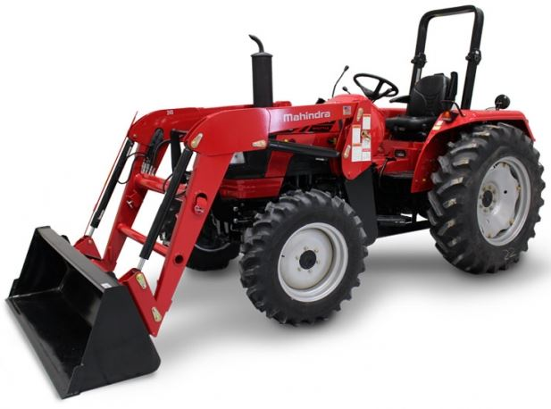 Mahindra 5545 4wd Shuttle Tractor Specification Price Implements Performance Tractors Tractor Price Utility Tractor