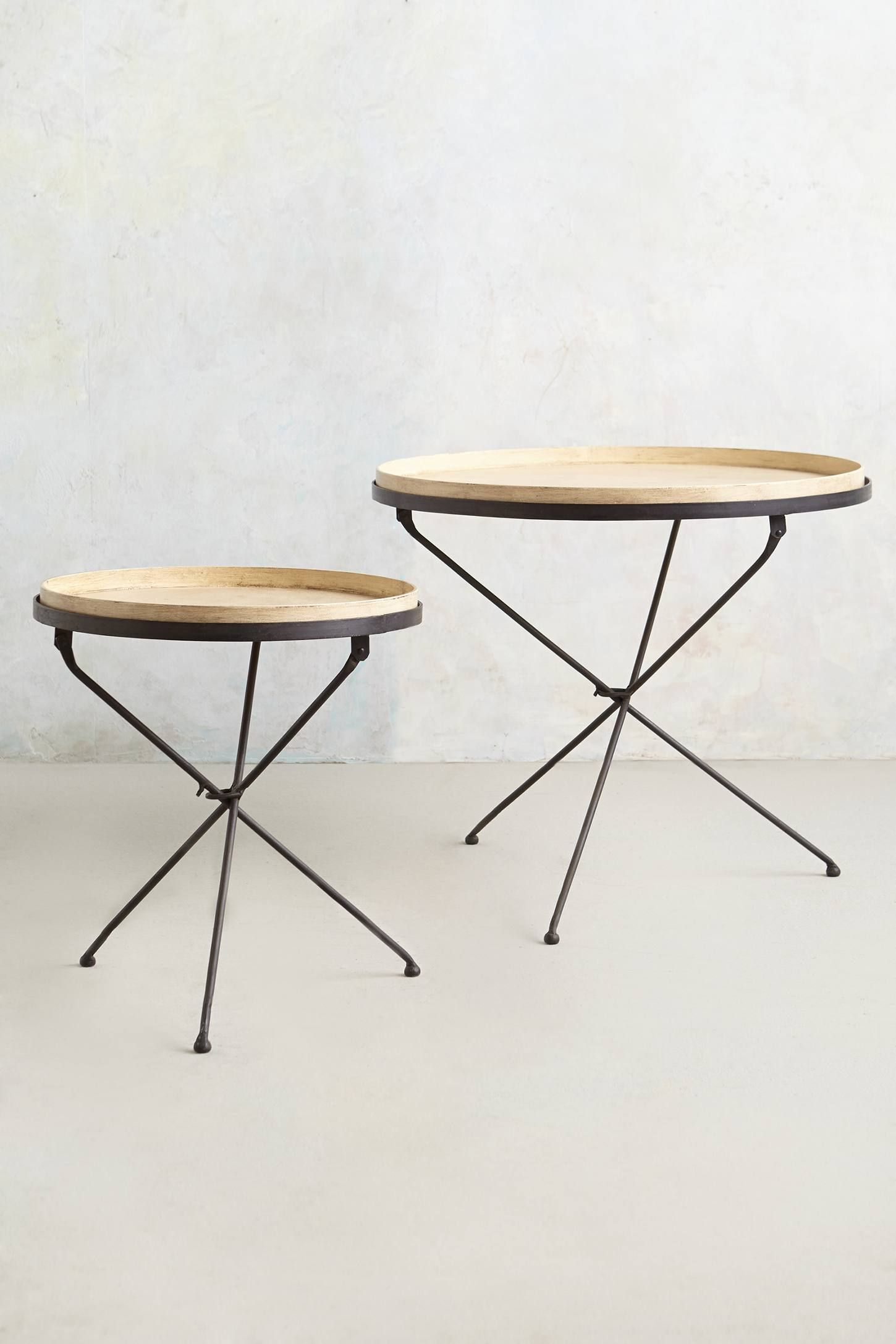 Aparte Side Table.Tripod Side Tables Perfect For Small Living They Come
