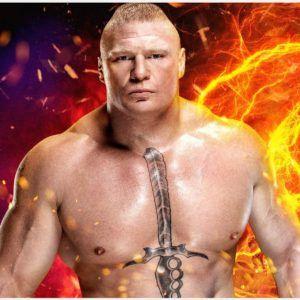 WWE Brock Lesnar Wallpaper