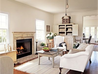 30 Ways to Decorate Your Living Room With White Deco Pinterest