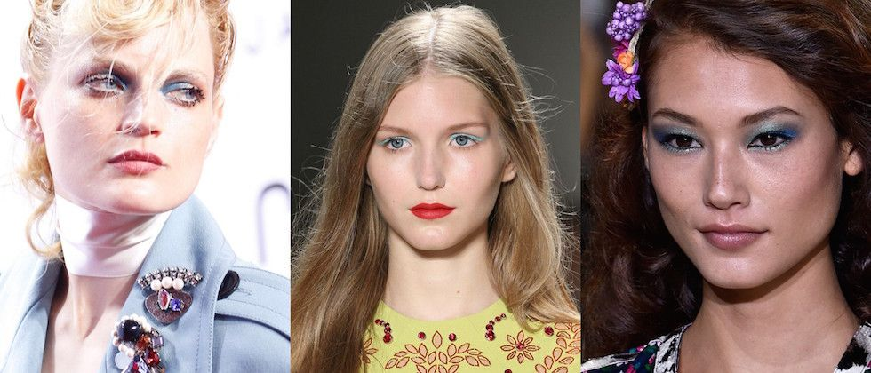 Top 5 Beauty Trends para ficar de olho em 2016 - Tudo Azul, do mar ao céu