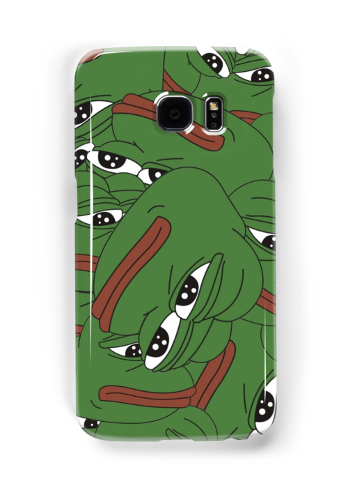 Pepe The Frog Meme Pepe Galaxy Cases Skins Frog Meme Memes