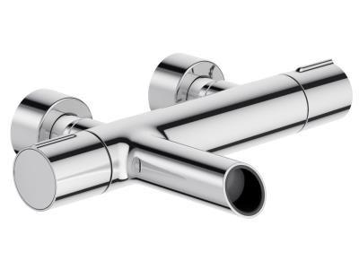 TOOBI - Mitigeur thermostatique bain-douche mural faucet