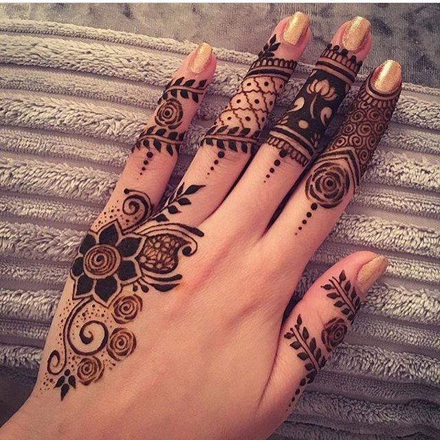 Henna Hennaleaves Henna Henna Patterns Beautiful Henna Designs