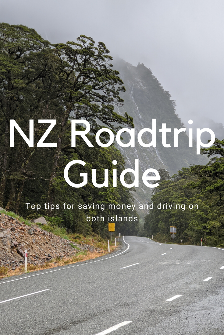 Roadtrip New Zealand Guide in 2020 Road trip new zealand