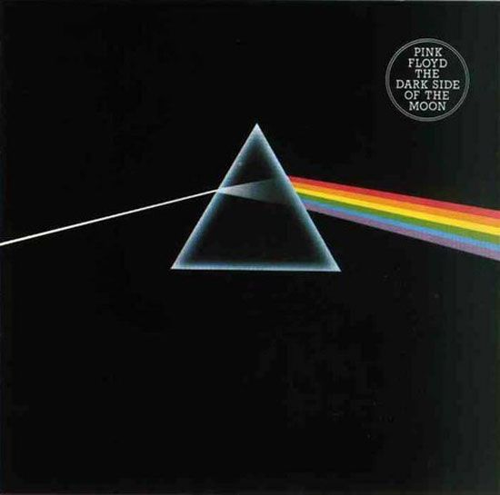 Pink Floyd Dark Side Of The Moon Album Art Cover Design Cool