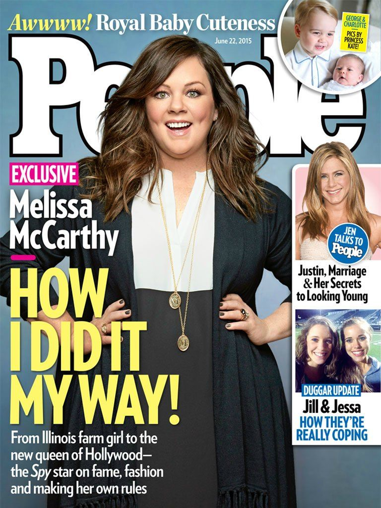 pictures Melissa McCarthys Fashion Advice Is Super Empowering