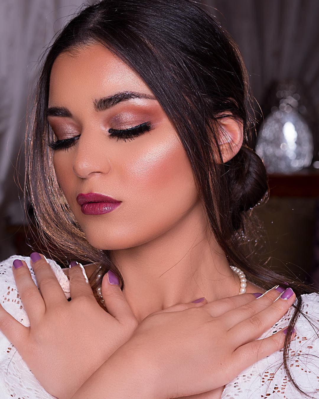 Makeup artist Meaad Country Saudi Arabia https