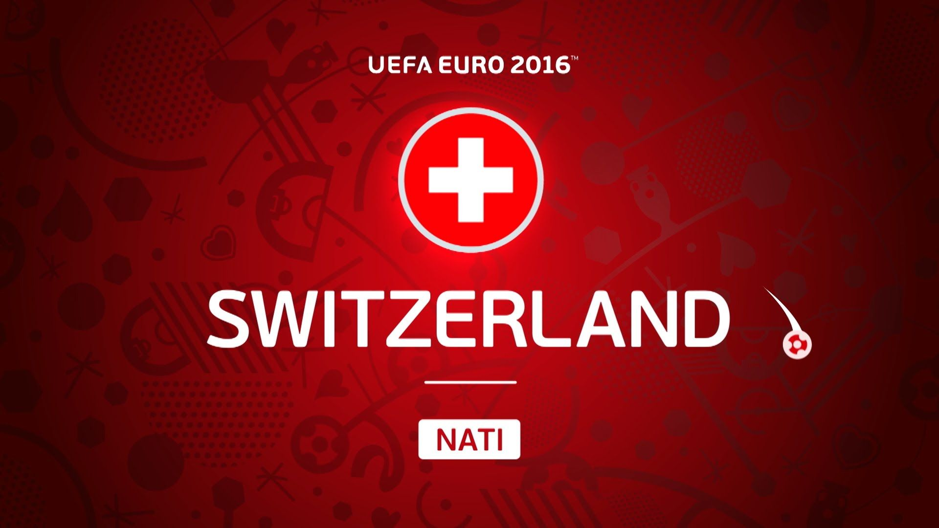 Switzerland at UEFA EURO 2016 in 30 seconds