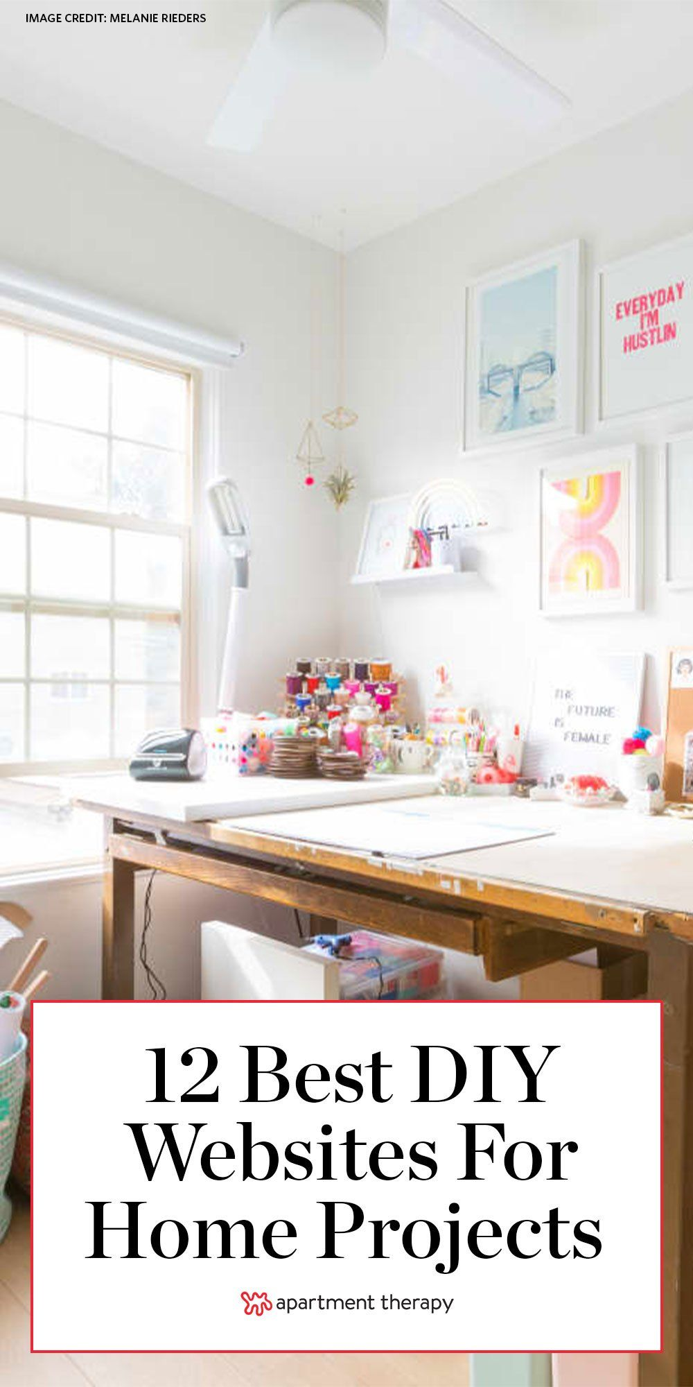 12 Best Diy Project Websites For Ideas How Tos Cool Diy Projects Diy House Projects Home Projects