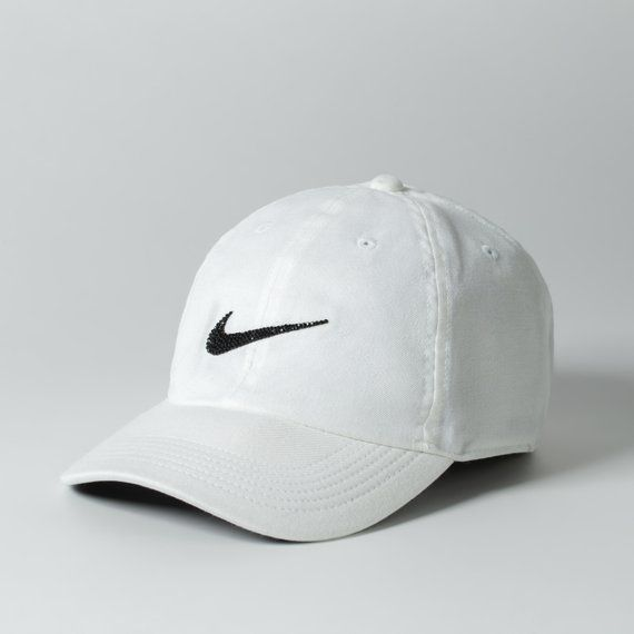 bfa4f77c Bling Nike Baseball Cap Women | Swarovski Baseball Hat Looking for a casual  and chic cap that complements your everyday look? Our women's baseball cap  is ...