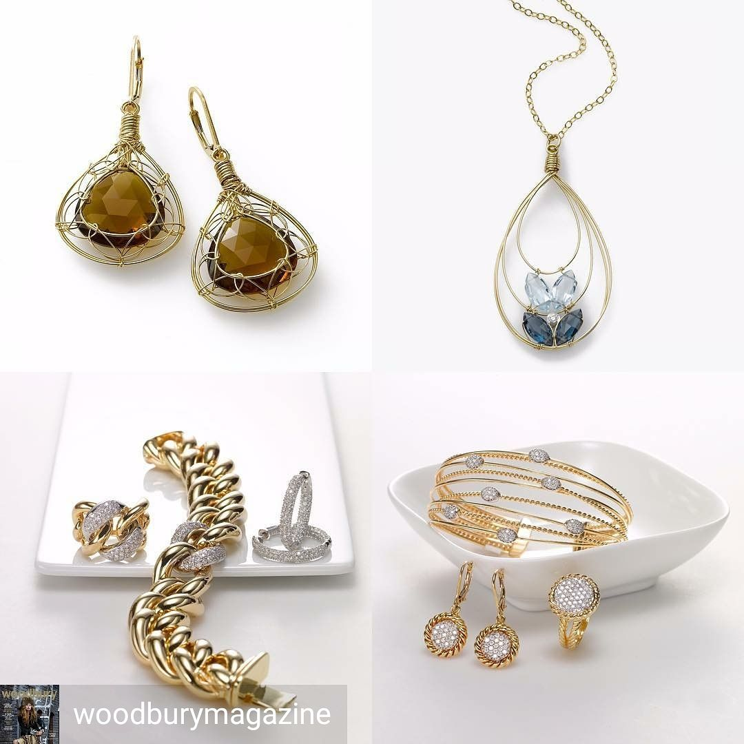 Thanks To Woodbury Magazine For Giving A Shout Out To Fortunoff S Trunk Shows Kicking Off Tomorrow With Monte Boutique Jewelry Handmade Jewelry Special Events