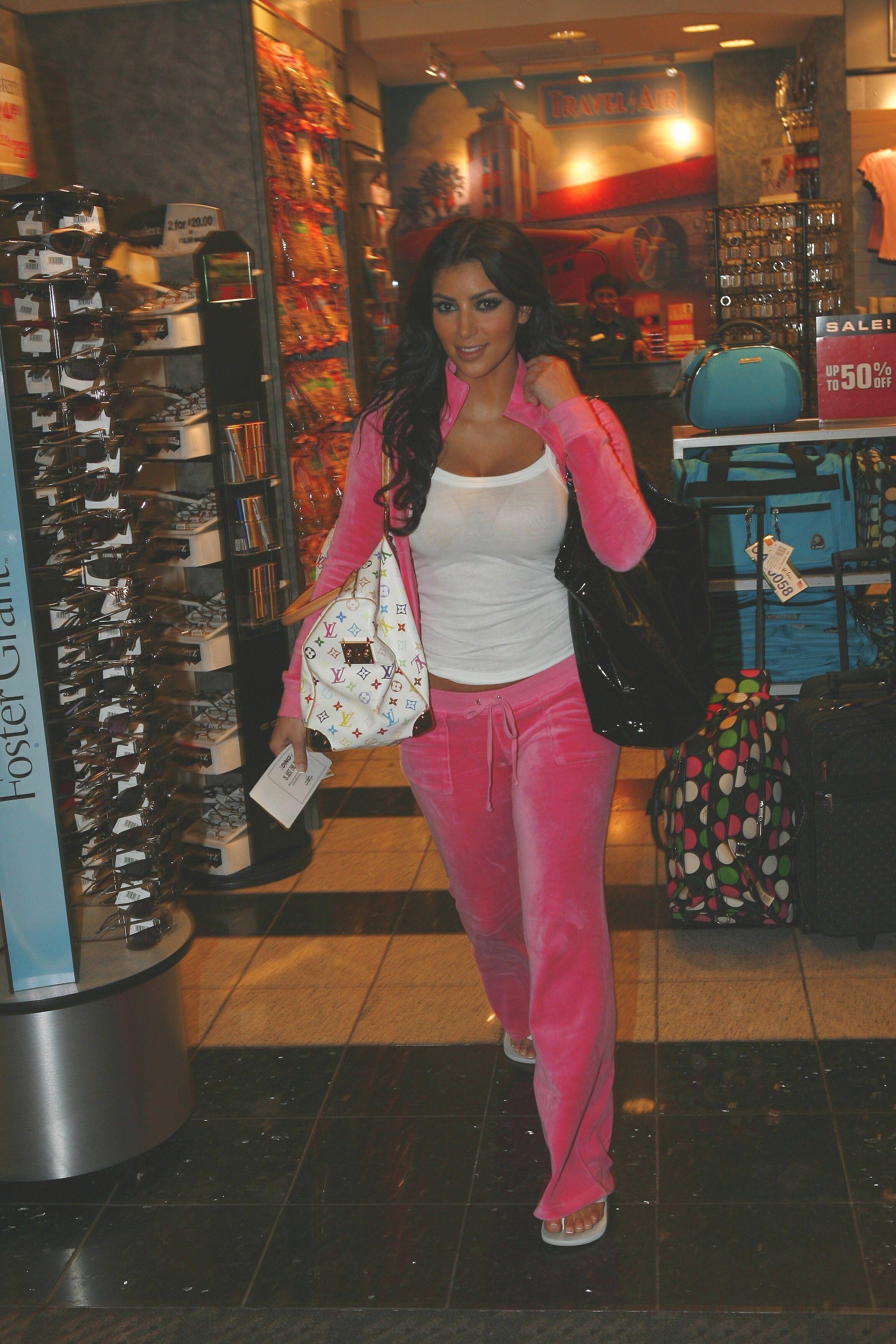 6a50d648ac kim kardashian juicy couture