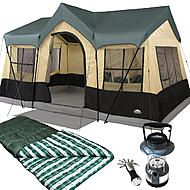 northwest territory canyon lake cottage tent 14 x 10 camping rh pinterest com northwest territory vacation cottage tent instructions northwest territory cottage tent with screened porch