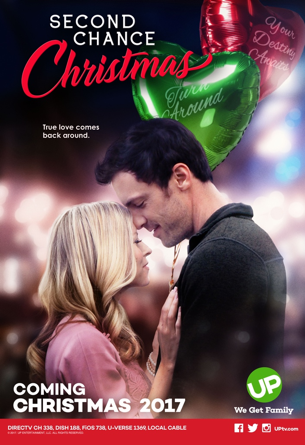 """Second Chance Christmas 2019 If you believe in the concept of soulmates, you'll adore """"Second"""
