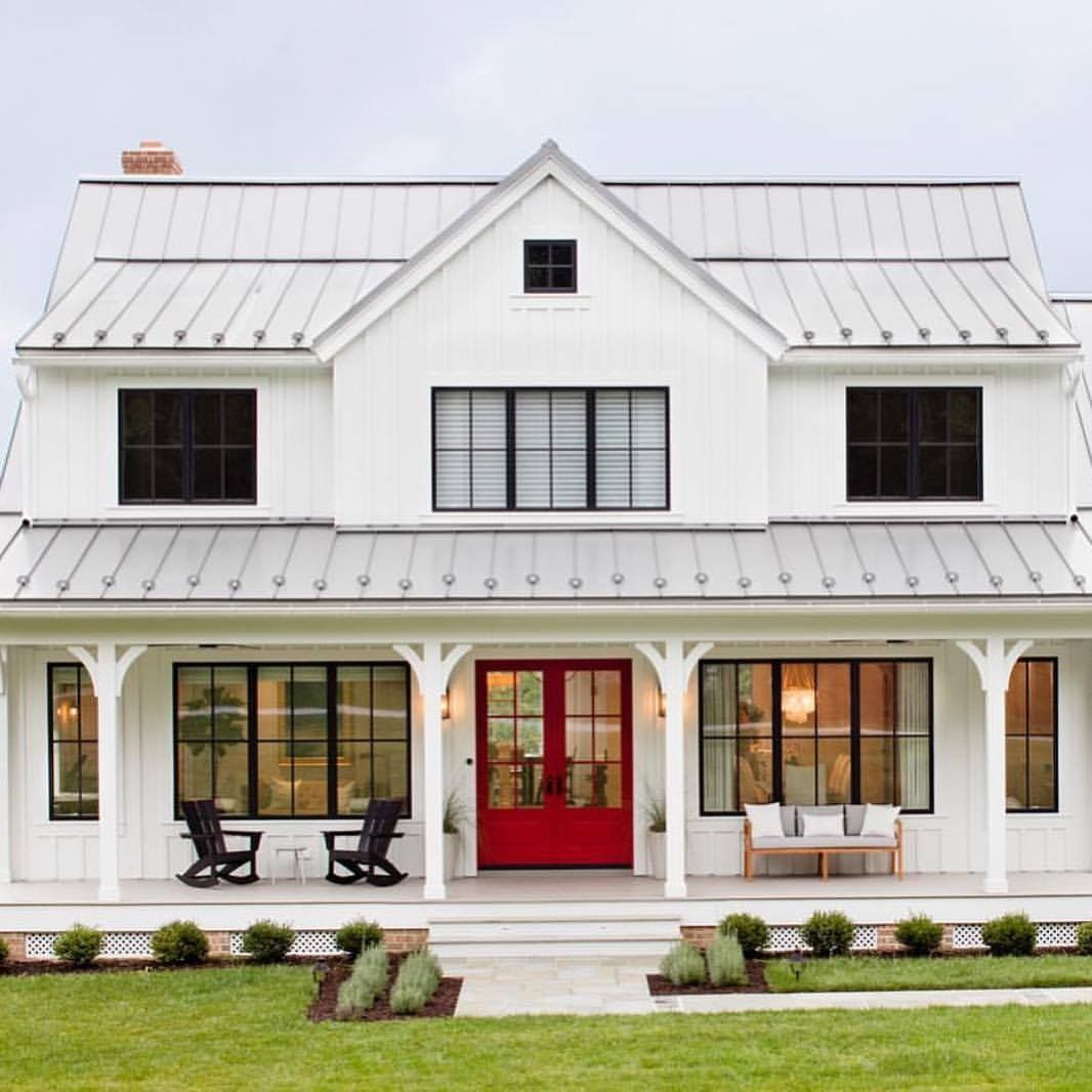 Metal roof big porch in 2020 (With images) Steel