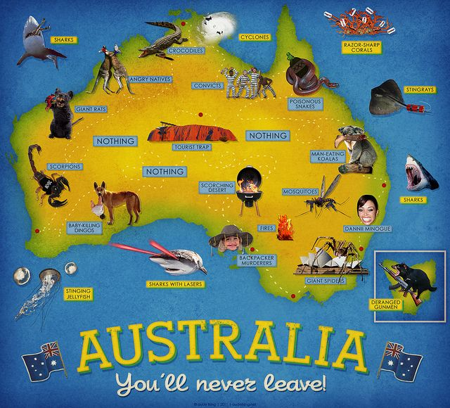 Map Of Australia Joke.Ahhh Australian Jokes You Would Think I Would Be Well And Truly