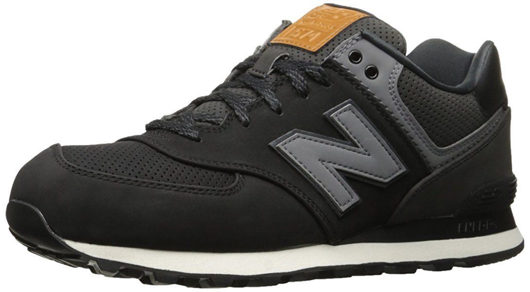 New Balance, Herren Sneaker, Schwarz (Black), 40 EU (6.5 UK ...