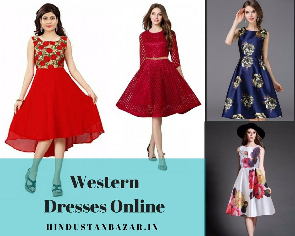 e4dd322562fe Long Gowns · Stove · Online Shopping - Buy Online Western Dresses for  Womens  amp  Girls at best prices in